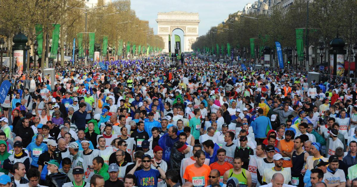 Étude Marathon de Paris 2016 : Temps, Chaussures, Foulées…